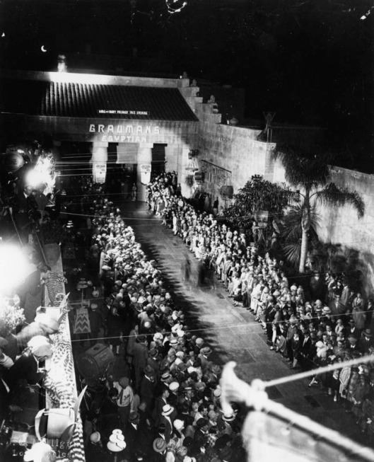 EgyptianTheater 1922