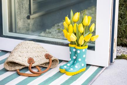 Free rain boots